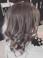 【トレンド☆アッシュ/ブルージュetc…】美髪カラーで魅せる!!ワンランク上の仕上がり☆自慢できる色!!
