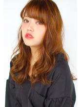 【Ame】春色3Dカラーでふんわりカール☆ 春色.33