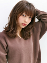 『BUMP 表参道』大人かわいい ニュアンスカール【佐藤健一】.43