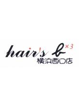 ヘアーズ ビースリー 西口店(hair's b 3)
