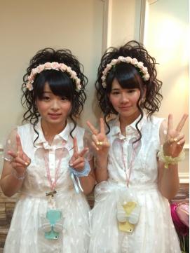 【天使の双子ちゃん】