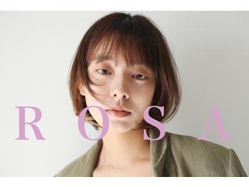 ロッサ マダムアルディ(Rosa Mme.Hardy)(神奈川県川崎市宮前区/美容室)