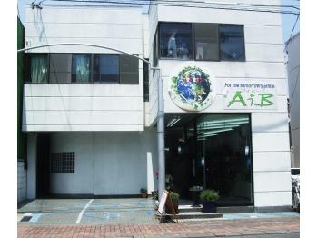 アイビ ビューティ ディレクション 美容室(AIB beauty direction)