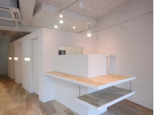シンプルな白の空間は、無限の可能性が・・・♪