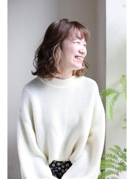 【RBY blanc】ゆるふわパーマ×くせ毛風パーマ