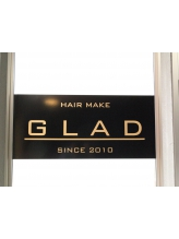 ヘアメイク グラッド(HAIR MAKE GLAD)