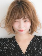 【Euphoria 金沢】小顔ヴェールウェーブの無造作ショート♪.51