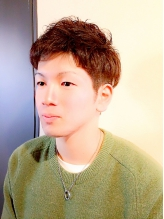 【Men's限定☆Cut+高濃度炭酸泉シャンプー¥4320】スタイリングしやすく、再現性の高いスタイル!