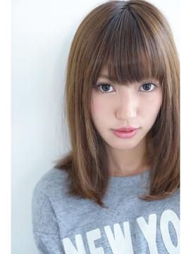 【Vicke】2014 AW コレクション ストレートボブディ3