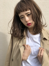 cie hair.オシャレ,波巻き,透明感,ラフ,カジュアル,スタイル.50