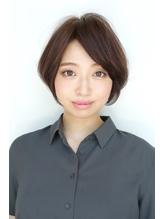 【表参道】Soleil菊地<ツヤツヤショートボブスタイルで小顔>.18