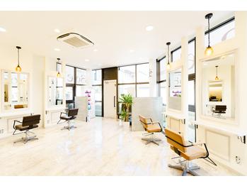ヘアメイクソエル(hair make Soel)(大阪府堺市東区/美容室)