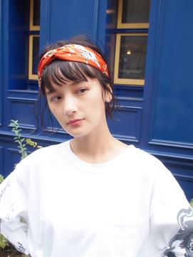スカーフアレンジ【ACT仙台】