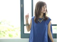 【NEWOPEN☆】人気NO1カット+カラー+極艶トリートメント¥10260☆360°美シルエットの秘密はmodimoで♪