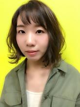 ゆれ髪ボブ☆無造作キュートhair.36