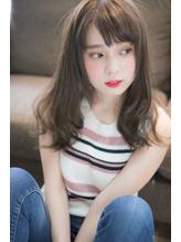 透明感☆イルミナカラー+カット.23