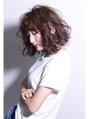 [buzz-hair make] パーマボブ