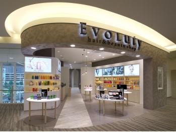 ヘアーアンドビューティーショップ エボルティー(hair&beauty shop EvoLuty)
