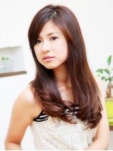 1人1人の髪質・髪の状態を見極め、豊富な薬剤から最適なものをチョイス☆だから髪に優しく艶ストレートに!!