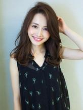 【銀座シェルハ】大人女子のナチュラルデジタルパーマ 大人女子.35
