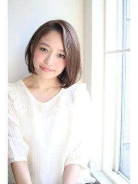 【Eleanor新宿】ナチュラルローレイヤーボブ☆(加藤静華)