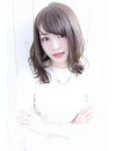 dee 【ノンブリーチ】ミルクティナチュラルミディ .6