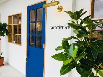 ヘア アトリエ コエ(hair atelier koe)(宮城県仙台市太白区/美容室)