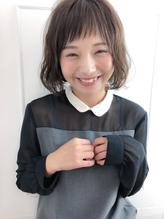 【raffine土屋健司】ショートバング+やわミニボブ★☆.27