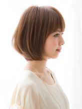【Ramie】加藤貴大 40代オススメスタイル ライトベージュボブ .25