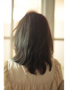 小顔カットで大人かわいい無造作フェミニンミディ◎【浦和】