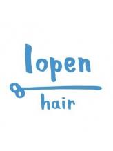 ロペンヘア(lopen hair)