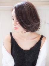 【カット+カラー+トリートメント¥5990】カラーのモチがよく髪と肌にこだわった仕上がりに♪プチプラで人気!