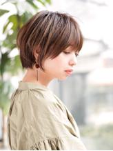 春夏♪柔らか【マニッシュショート】新垣結衣 比留川游 マニッシュ.42