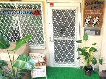 植物に囲まれた可愛いお店☆一度足を踏み入れてみて♪