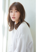 【Unami】 2019春 柔らかミディアム 島田梨沙.4