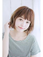 美髪デジタルパーマ/バレイヤージュノーブル/クラシカルロブ/833 Oggi.30