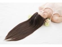 シャンプー等のアイテムは髪・身体に優しい物をご用意しています