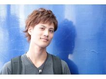 男性も通い易い雰囲気のサロンです。【K.it hair 栄 久屋大通】