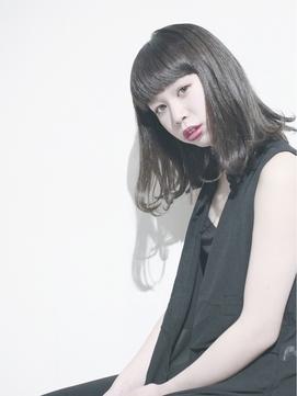 【KORD_TOKYO】CREME_BRULEE  美髪×マニッシュ×ネイビーカラー