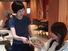 マリアージュの紅茶サービスもお客様から人気です