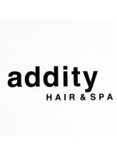 アディティ ヘアーアンドスパ(addity HAIR&SPA)