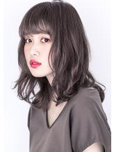 『 グレージュ & 毛束感 』無造作・毛束感medium☆.14