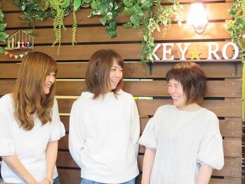 キイロヘアー(KEY-RO HAIR)