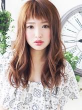 【ヘアジュレドゥ 小澤】 ショートバングが可愛いエアウェーブ スウィート.47