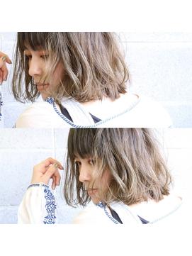 【No.11】綾瀬はるかさん風切りっぱなしボブ