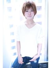 大人カワイイ小頭ウルフショート【Cloud zero】 小頭.48