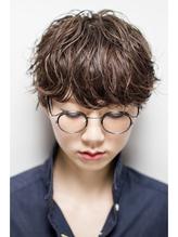 【JILI】メガネショート メガネ.48