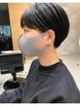 【The C 森谷】襟足レス◎コンパクトショート