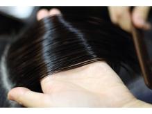 完全オリジナルの【補修トリートメント】で美髪に髪質改善!