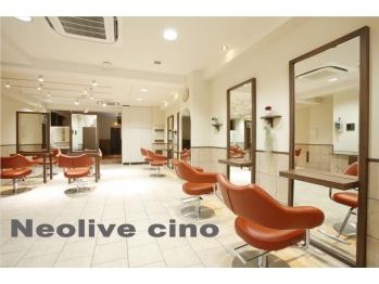 ネオリーブチノ 登戸店(Neolive cino)(神奈川県川崎市多摩区/美容室)